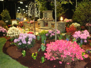 CTFlower&GardenShowFlower&Fireplace