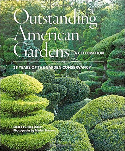Outstanding American Gardens Cover Image