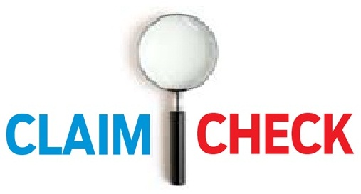 Claim Check The Scoop Investigative Reporting