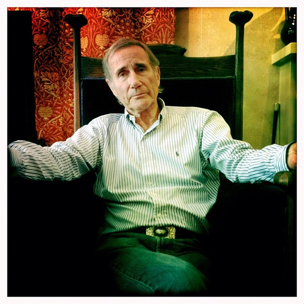 Tony Award-winner Jim Dale's one man show opens June 14 at the Long Wharf Theatre.