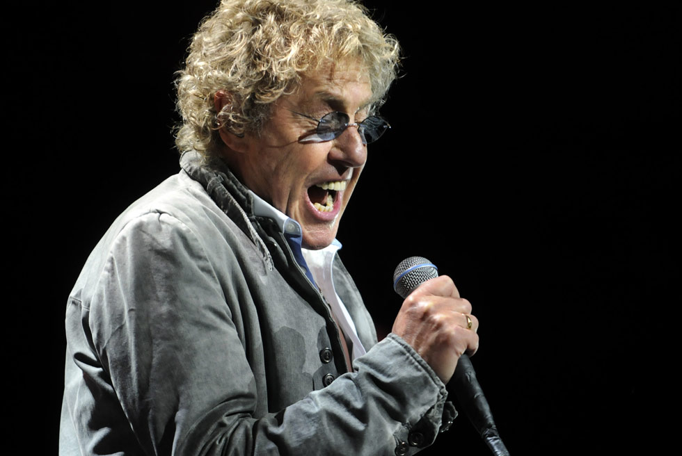 Roger Daltrey, one of the originals, sings lead vocals.