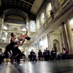 'Threads' – a performance in Hartford City Hall