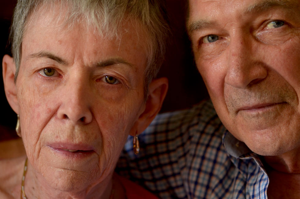 Paul and Marilyn Fanelli met at Bantam Lake 50 years ago. They were married on July 10, 1965 and have a son and a daughter. Three years ago Marilyn, 71, developed Alzheimer's disease. Paul, 73, now cares for his wife in their Bristol home.