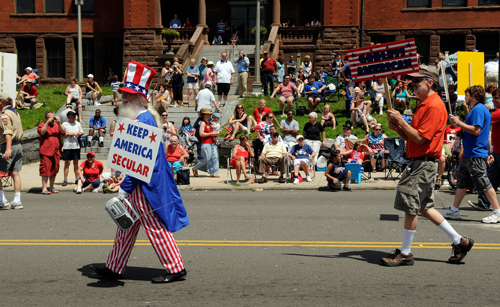 Independence Day allows us as Americans to freely speak our minds and voice our opinions even is they are not the most popular or considered politically correct. The Boom Box Parade has always had a certain open mindedness.