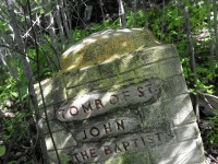 The hills are filled with memorials and tombs, and are all located in the overgrown brush along uncared for walkways.