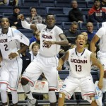 UConn Blows Out Detroit 101-55