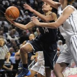 UConn Women Top Penn State
