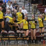 Class L Girls Volleyball Semifinals