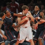 UConn Bests Former Big East Foe at MSG