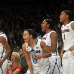 UConn Women Overpower Cal at MSG