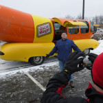 Oscar Mayer Wienermobile Visits Connecticut