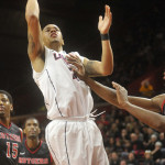 UConn Outlasts Rutgers at the RAC
