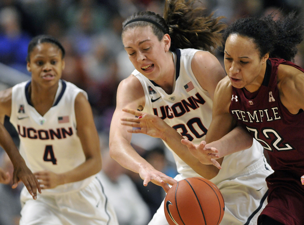 UConn Women's Hoops vs. Temple