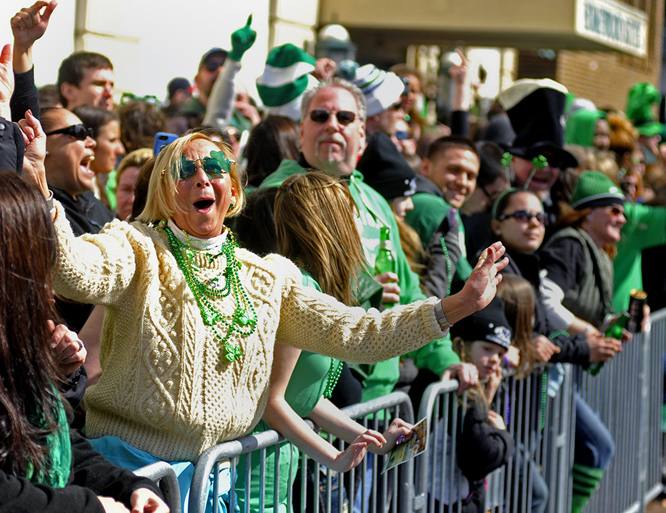 2014 Hartford St. Patrick's Day Parade