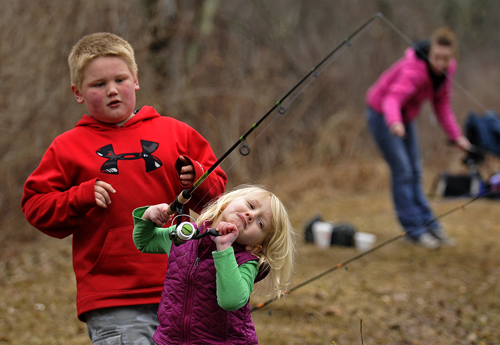 Machester Coon and Fox Club's Annual Fishing Derby