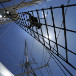 World's Last Wooden Whaling Ship