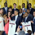 UConn Teams Honored at the White House…Again!