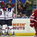 UConn defeats UMass 4-0
