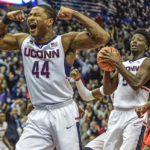 UConn Defeats SMU 81-73